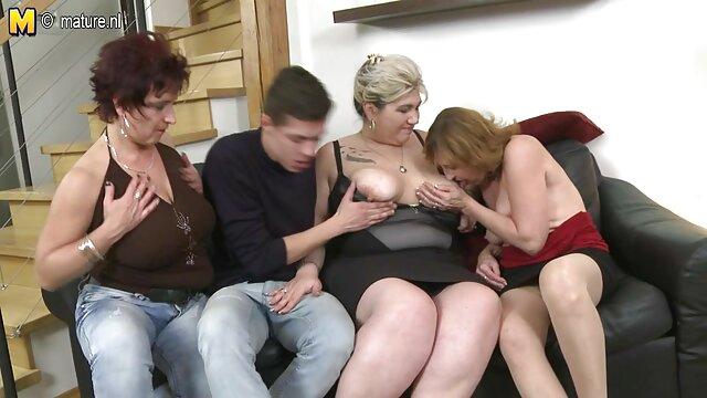 Rauchen Oma porno deutsche reife frauen Handjob